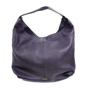 Rebecca Minkoff Dark Blue Leather Hobo Shoulder